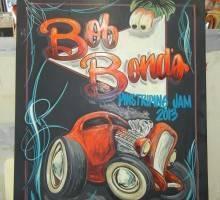 Auto Art Paint Panel